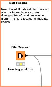 Lector de archivos