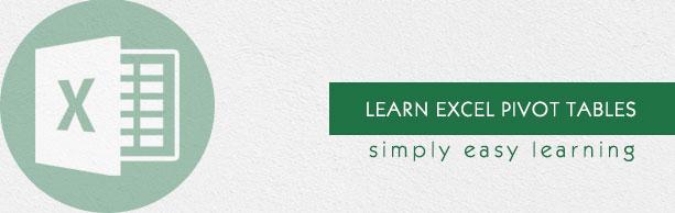 Tutorial de tabla dinámica de Excel