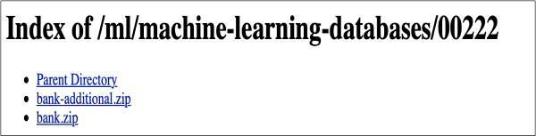 Bases de datos de aprendizaje automático