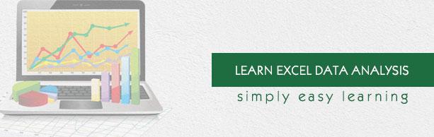 Tutorial de análisis de datos de Excel