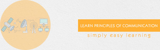 Tutorial de principios de comunicación